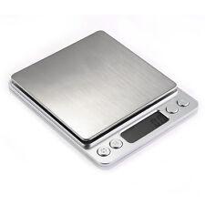 Bilancia Elettronica di Precisione da Cucina LCD Scale 500g/0,01g a Batterie