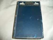 ANTIQUE 1911 LADY CHARLOTTE SCHREIBER'S JOURNALS COLLECTOR CERAMICS VOL.1 BOOK