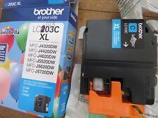 Brother Printer LC103C XL Cyan Original Ink Cartridge Genuine Inkjet