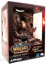 Warcraft Garrosh Hellscream Orc Warrior figure original