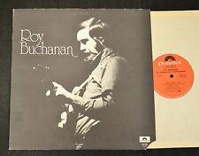 Roy Buchanan Polydor 5033 Roy Buchanan And The Snakestretchers