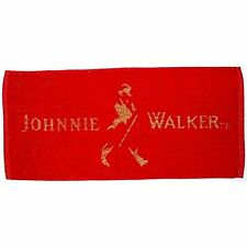 Johnnie Walker Red Label Whiskey Cotton Bar Towel (pp)