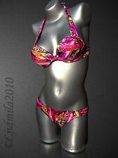 Victoria's Secret Feather Bombshell Miraculous Add 2 Cups Bikini 36C/S US