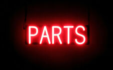 SpellBrite Ultra-Bright PARTS Sign (Neon look, LED performance)