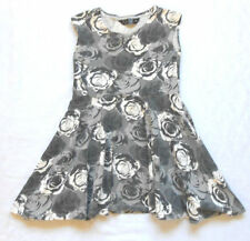 Matalan Cotton Blend Short Sleeve Knee Length Girls' Dresses (2-16 Years)