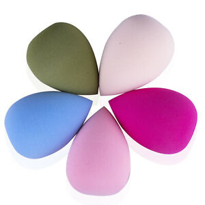 5pcs Beauty blending Makeup Sponge blender Flawless Buffer Puff