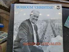 "Maurice Chevalier : surboum "" christiné "" - RCA 530.007"
