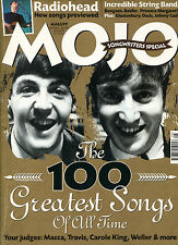 MOJO no. 81  August 2000  :  Beatles   /  Radiohead