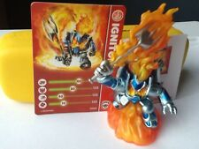 Skylanders Giants Series 2 Ignitor With Figure,card,code,sticker