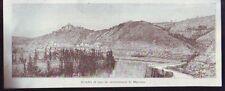 1891  --  ARCADES ET MUR DE SOUTENEMENT DE MERCUES   Z782
