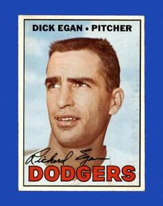 1967 Topps Set Break #539 Dick Egan EX-EXMINT *GMCARDS*