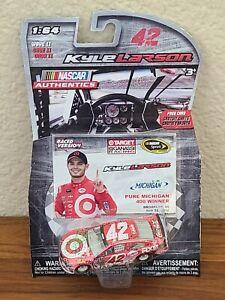 2016 Wave 11 Kyle Larson Target Michigan First Win 1/64 NASCAR Authentics