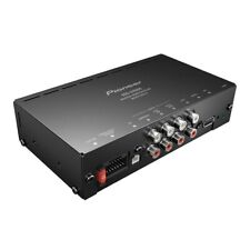 Pioneer DEQ-S1000A Compact 4-Channel Amplifier w/ Digital Signal Processing 50W