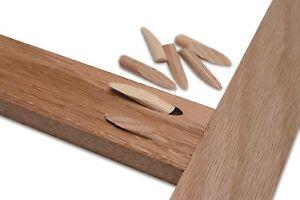 Solid-Wood Pocket Hole Zündkerzen – Eiche X 50 P-Oak