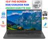 "2020 ASUS VivoBook 15.6"" FHD Laptop Intel i3-1005G1,Up to 3.4 GHz, 20GB RAM &1TB"