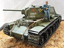 1/35 built Soviet KV-1 Heavy Tank