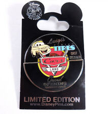 Disneyland Park 2012 Cast Luigis Flying Tires Grand Opening LE 1000 Disney Pin