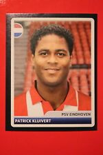 PANINI CHAMPIONS LEAGUE 2006/07 # 208 PSV EINDHOVEN KLUIVERT BLACK BACK MINT!