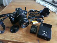 Panasonic Lumix dmc-g3k 16,0 MP cámara digital-Negro (kit con ASPH 14-42mm...