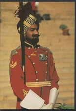 Military Postcard - Soldiers - The President's Bodyguard of India, 1995 - DP50