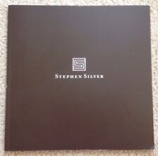 Stephen Silver (Catalog of Jewelry & Watches)