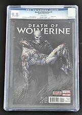 Death of Wolverine 4 CGC UG 9.8, X-Men, Marvel MCU