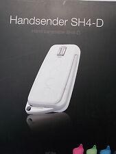 Handsender SH4-D WH weiß Teckentrup CarTeck 12.1 12.2 20.1 20.2 30.1 40.1 40.2