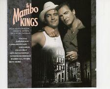CDTHE MAMBO KINGSsoundtrackEX+ GERMAN  (B3751)