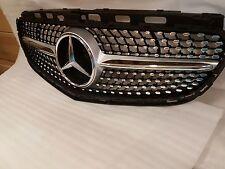 Mercedes W205 C Class C180 C220 C250 C350 SPORT GRILLE C450 Benz W205
