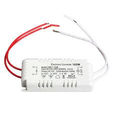 Neu 105W 12V Halogenlicht LED Elektronisch Transformator Lampen Licht Trafos