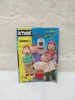 Knex Family Guy Series 1 Blind Bag BRAND NEW 2017 Building Blocks Figure Toy