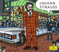 Willi Boskovsky - Strauss, Johann: The Blue Danube [CD]
