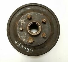 1935 Dodge, Desoto, Chrysler Left Front Brake Hub and Drum Assembly
