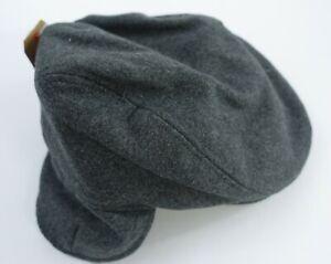 Men Dockers Ivy Newsboy Hat Black or Gray Color S/M L/XL