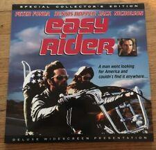 Easy Rider Laserdisc Special Collectors Edition Deluxe Widescreen Edition