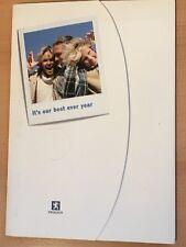 Peugeot 806 - Sales Brochure1999