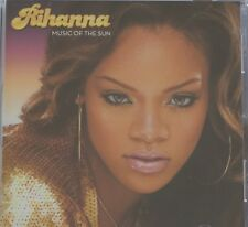 CD - Music of the Sun by Rihanna (2005, Def Jam (USA))