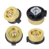Hiking Stove Burner Connector Propane Butane Gas Conversion Head Adaptors Tool