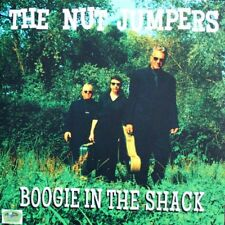 The Nut Jumpers Boogie In The Shack (Band with Jake Calypso) NEW 2018 VINYL LP
