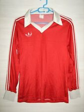 ADIDAS SHIRT VINTAGE JERSEY MADE IN ENGLAND SIZE M
