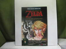 Free Comic Book Day 2017 LEGEND ZELDA TWILIGHT PRINCESS (Viz Media Comics) NM