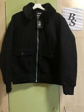 New Stussy Wool B-10 Jacket