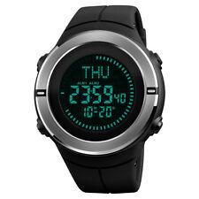 SKMEI Men Women Smart Watch LCD Digital Sports Quartz Wrist Watch Waterproof