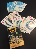 Space Race Game 1969 Vintage Card Game Edu-Cards