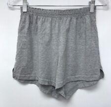 Soffe Juniors Size Medium Athletic Shorts Gray