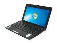 "CHEAP Asus Eee PC 1001P 10"" Intel Atom 2 GB RAM 80 GB HDD Webcam Win 7 WIFI...."