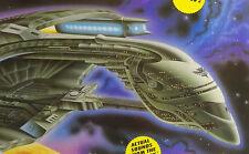 TNG Romulan Warbird WORKS Starship Star Trek Next Generation Playmates Sound 93