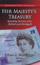 Sua Maestà TREASURY: REVISIONE della spesa pubblica 2010 (MODIFICATO & edizione ridotta) (livello Europeo