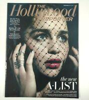 Hollywood Reporter Emilia Clarke Apr 2015 A-List Soho House Reality TV Top 30