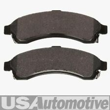 FRONT SEMI-METALLIC DISC BRAKE PADS - BUICK RAINIER 2004-2005